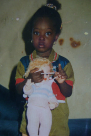 Me at 2 years old